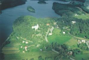Nummen kirkonkylä ja Pitkäjärvi